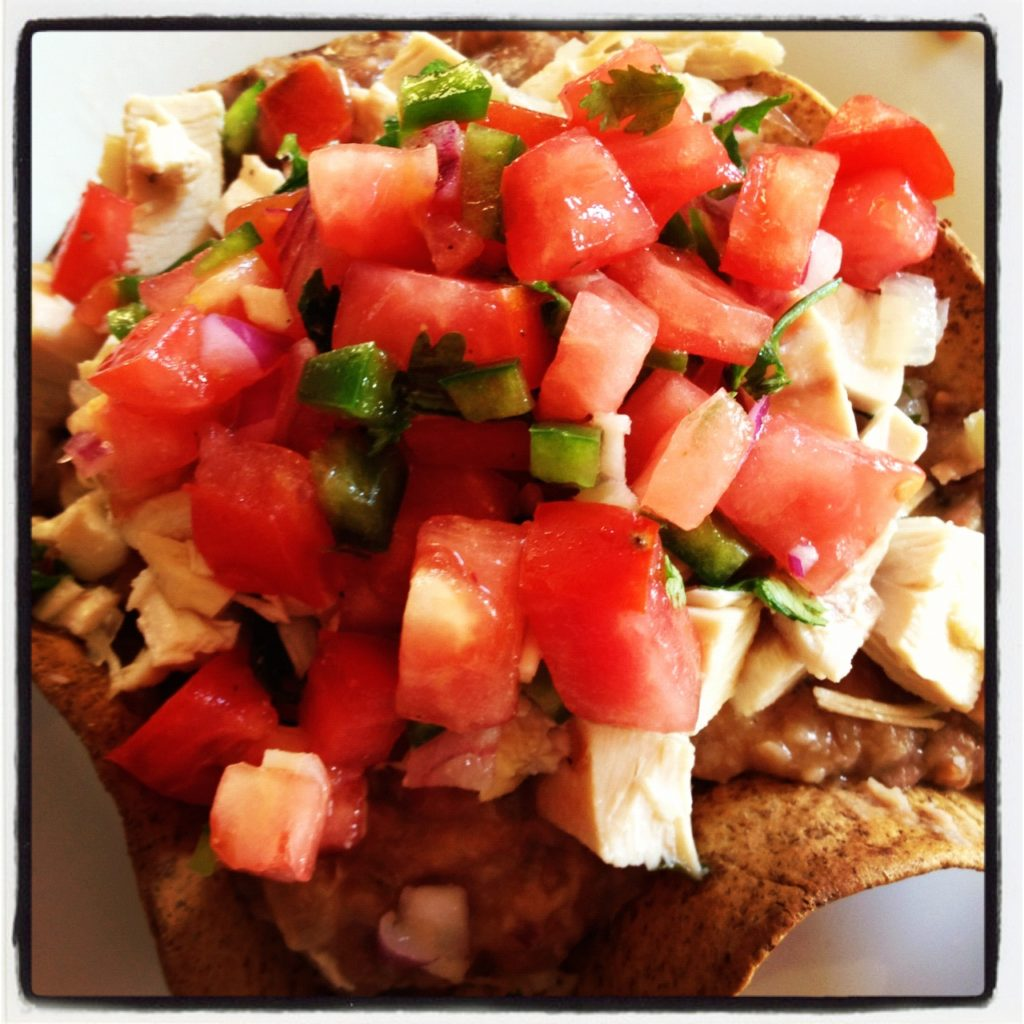 Mexican Tortilla Bowl