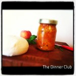 Guest Post :: Vidalia Onion & Peach Tomato Sauce by Natalie