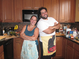 The Results :: 1st Annual LeMoine Family Kitchen Cookoff