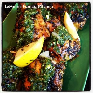 Garlic & Herb Roasted Chicken | LeMoine Family Kitchen