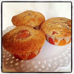 Perfect Apple Cinnamon Muffins. They are soft, moist and so flavorful!A wonderful Fall inspired breakfast or afternoon snack!