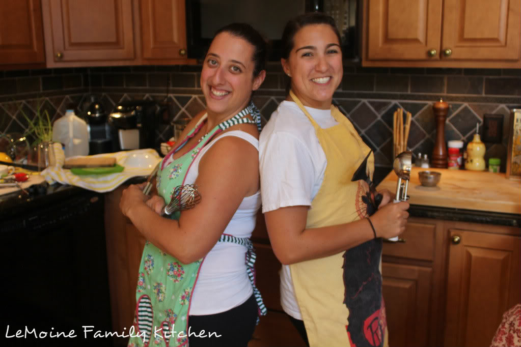 The Results :: LeMoine Family Kitchen 1st Dessert Challenge