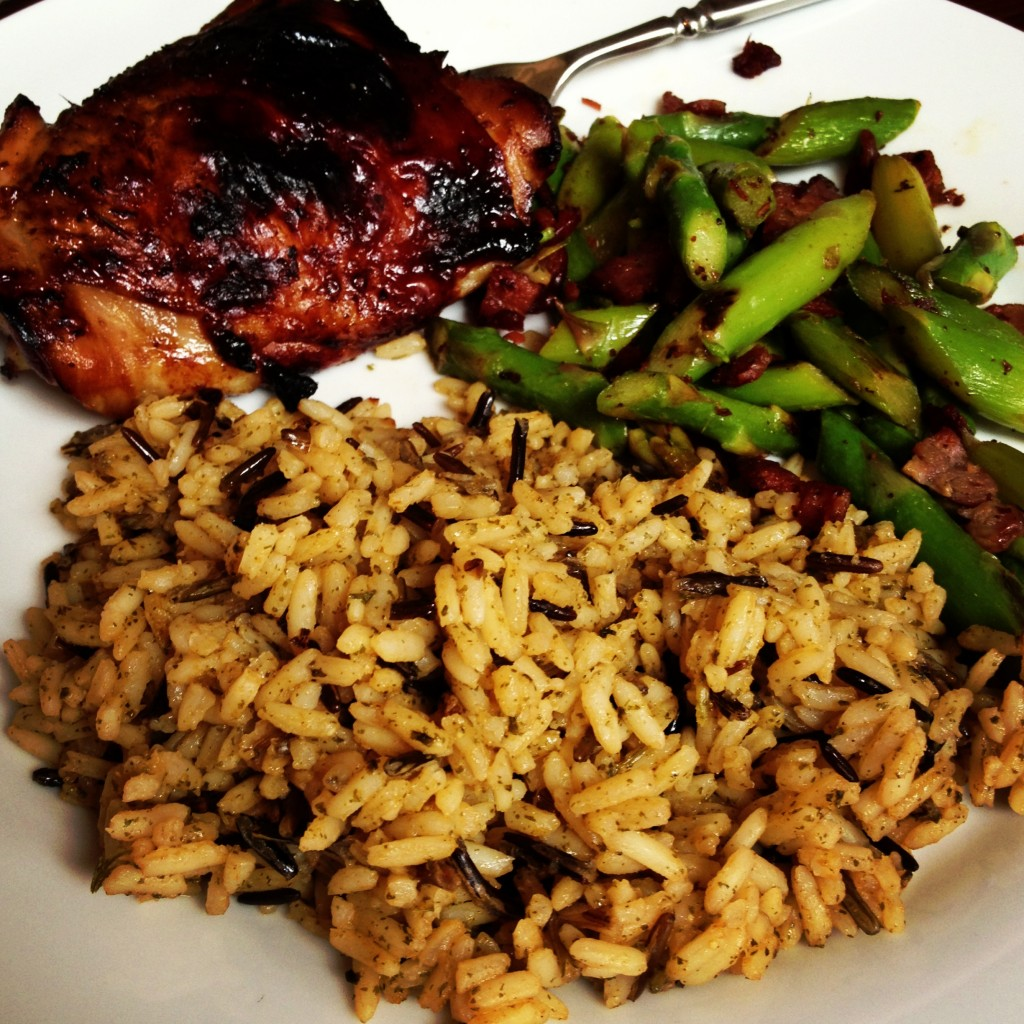 Asian Chicken Thighs Recipe: Asian Roasted Chicken Thighs