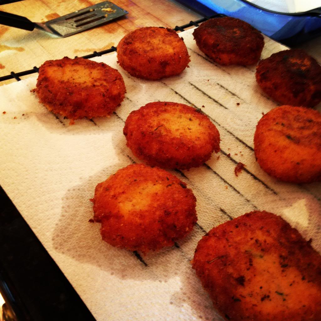 Meatless Monday :: Sweet Potato Croquettes