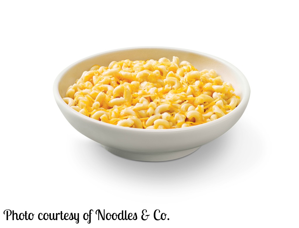 Say {Mac &} Cheese for a Noodles & Co. Giveaway