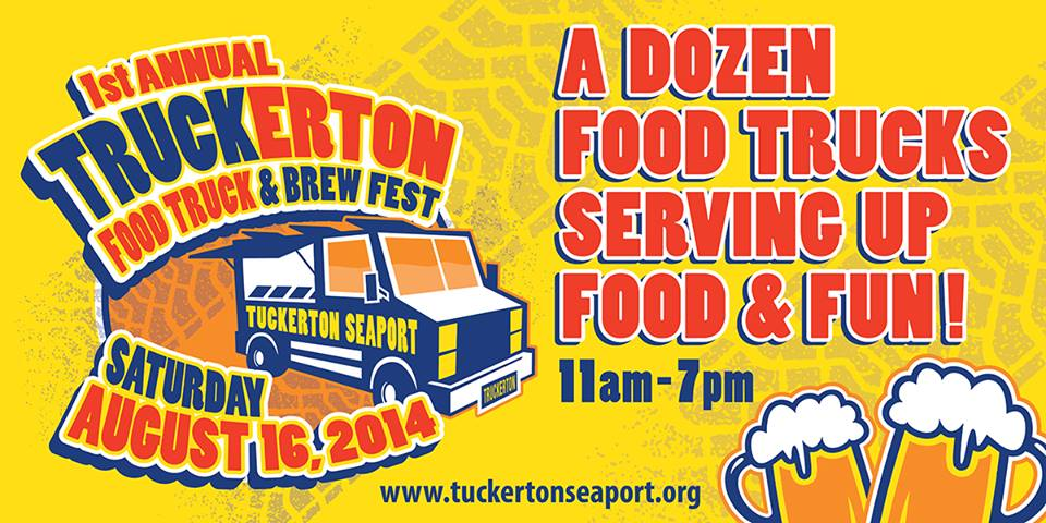 """Truck""erton Food Trucks & Brew Fest :: Tuckerton Seaport, NJ"
