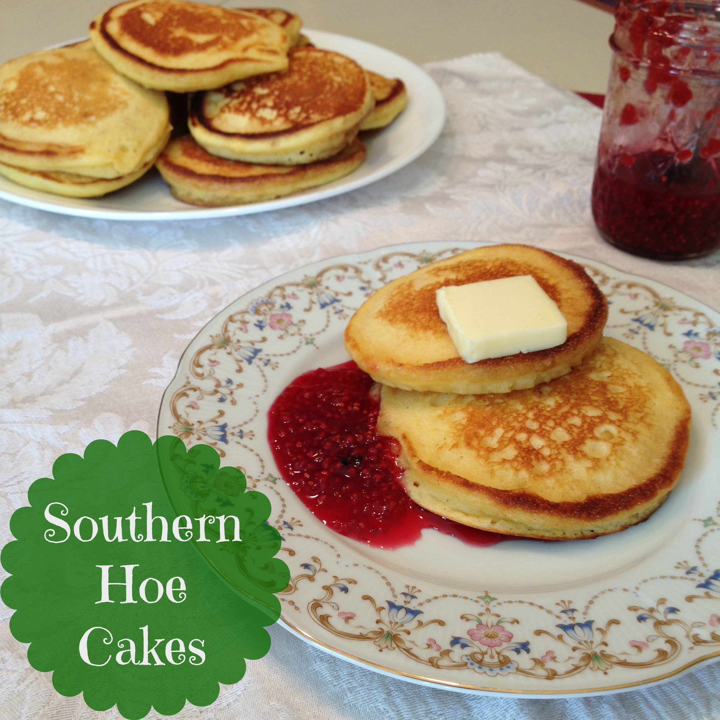Southern Hoe Cakes