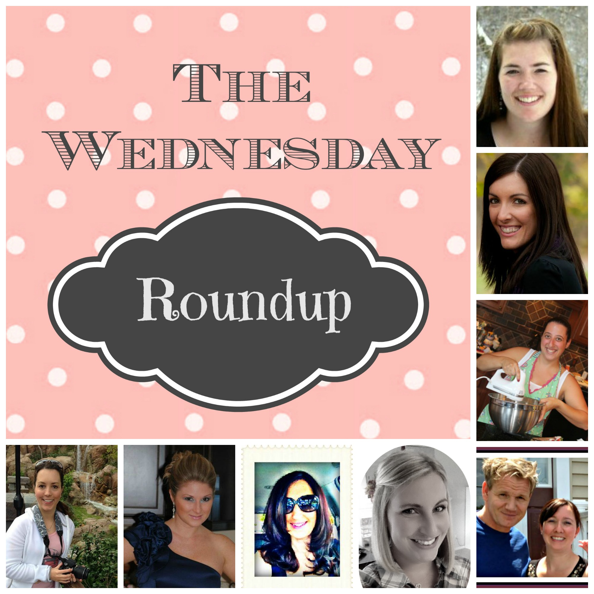 The Wednesday Roundup Link Party Week 47 | LeMoine family Kitchen #linkparty