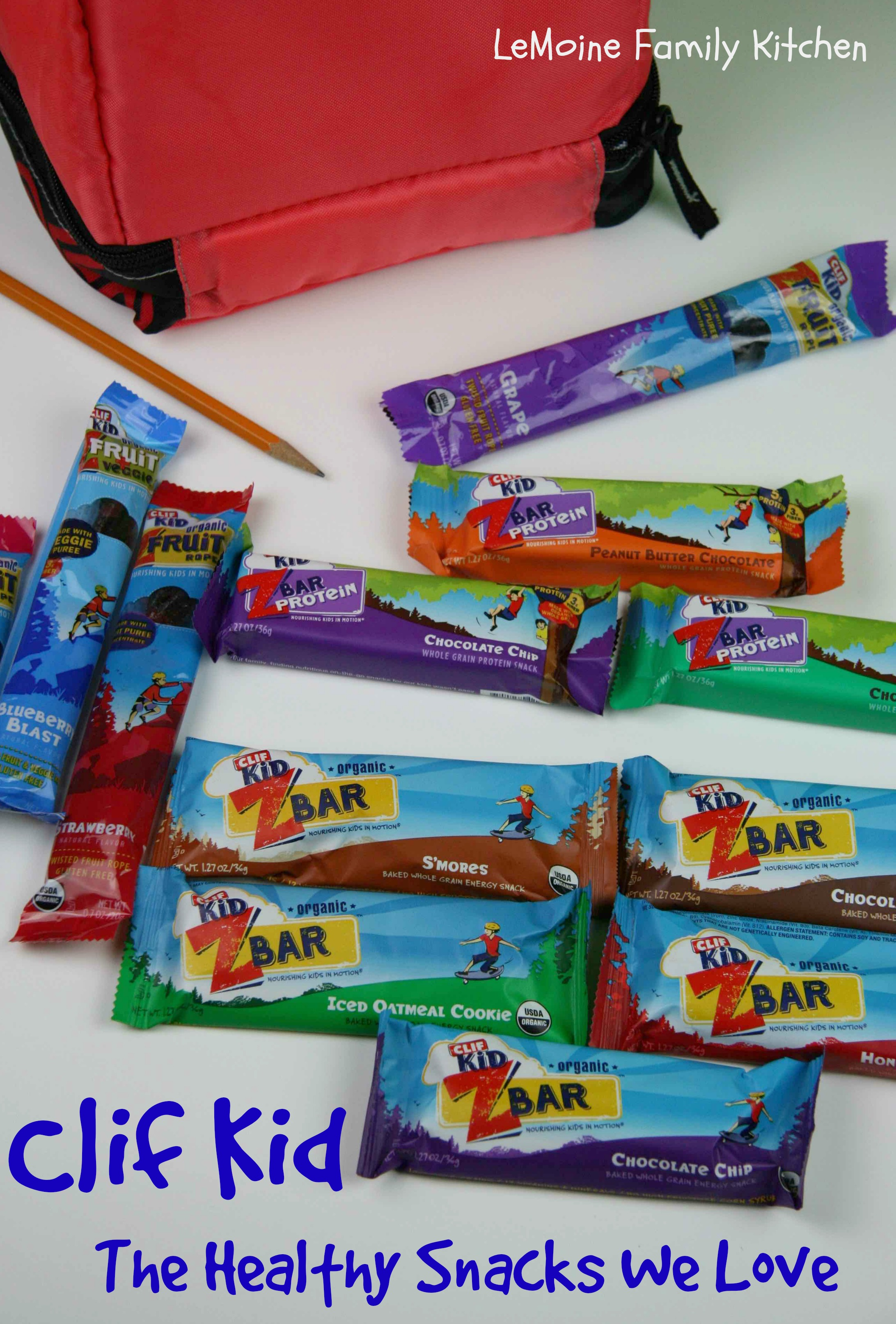 Clif Kid :: The Healthy Snacks We Love