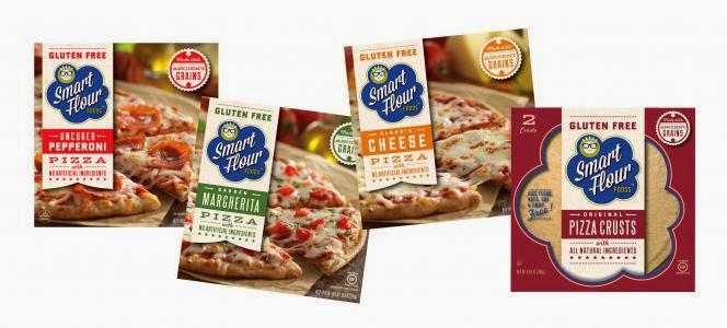 Smart Flour Foods Gluten Free Pizza | LeMoine Family Kitchen #smartflourfood #glutenfree #pizza