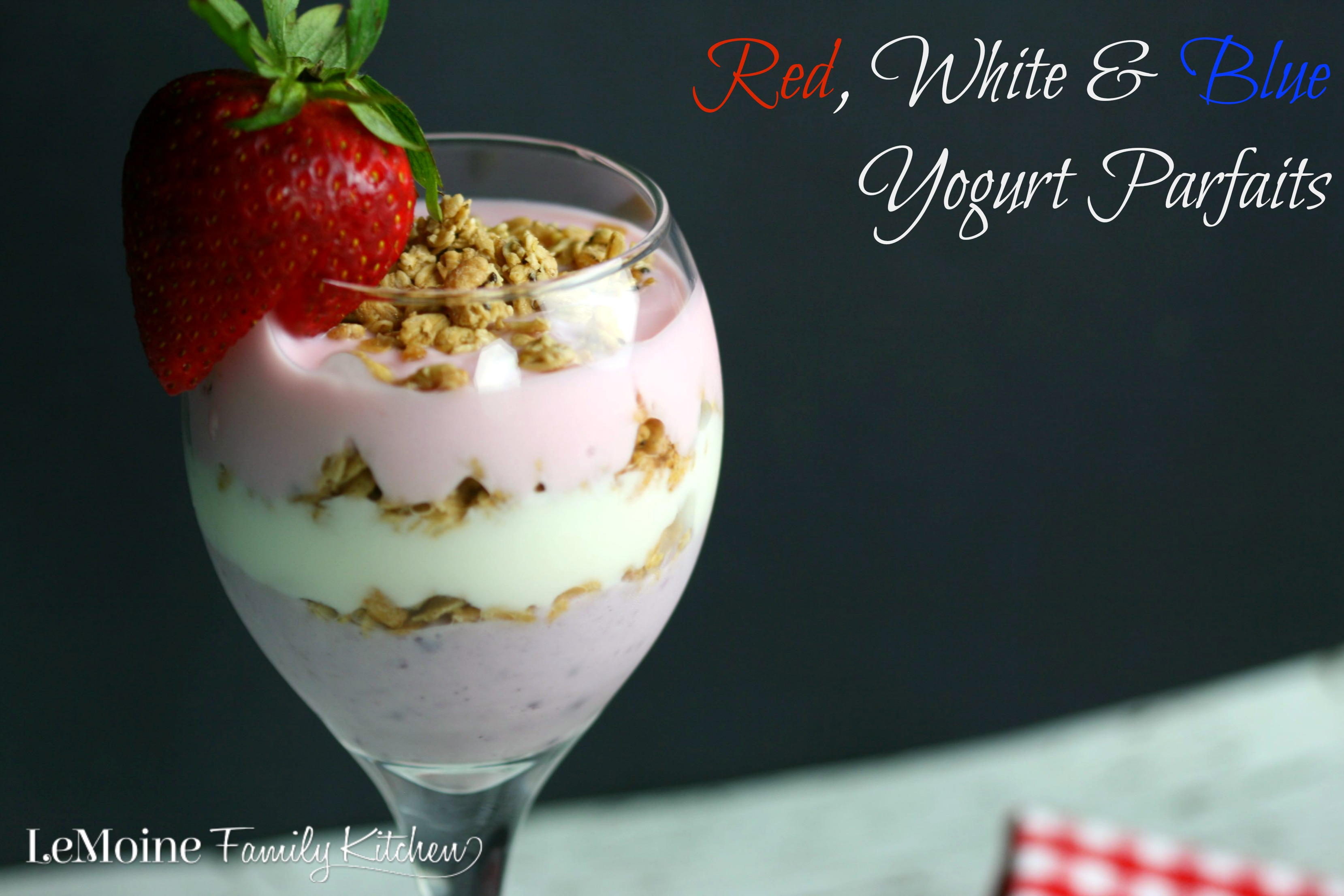 red white blue yogurt parfaits lemoine family kitchen