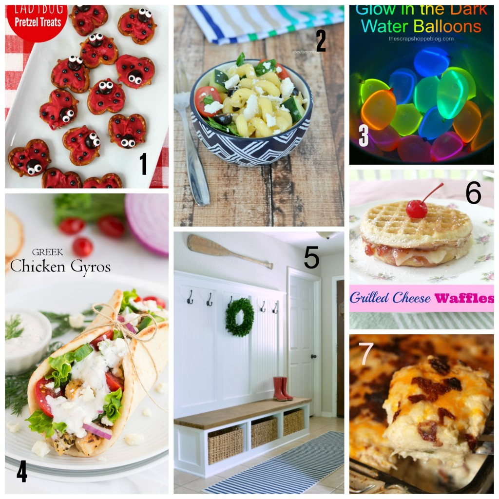 The Wednesday Roundup Week 83 :: A Link Party | LeMoine Family Kitchen