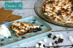 S'mores Pie   LeMoine Family Kitchen. The most amazing pie! Layers of chocolate ganache, graham cracker and perfectly toasted marshmallow! Absolutely heavenly!