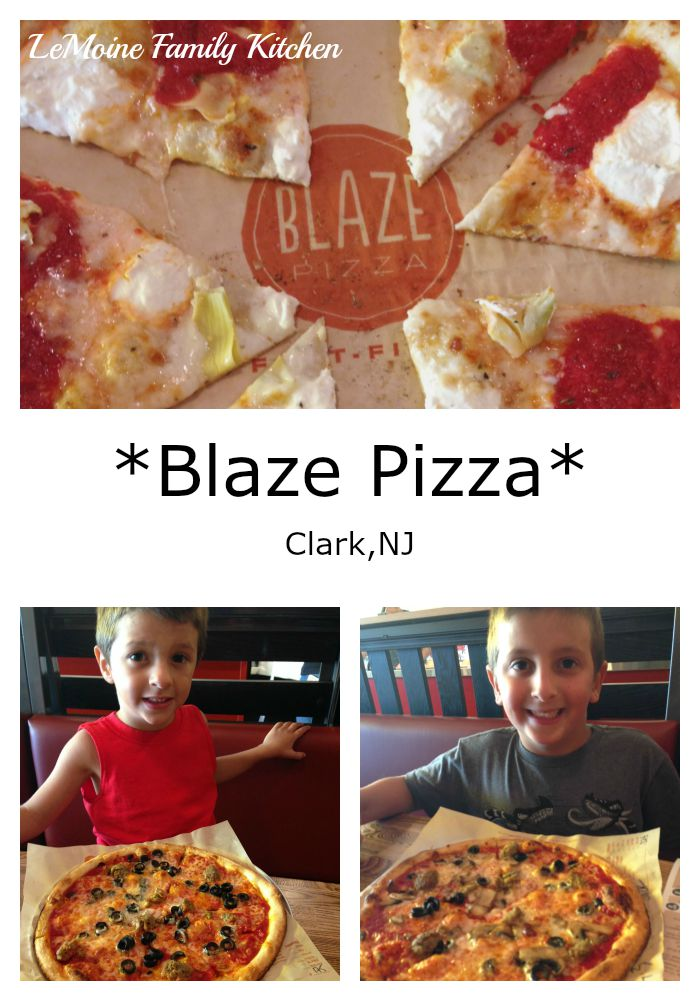 Blaze Pizza :: Clark NJ Grand Opening