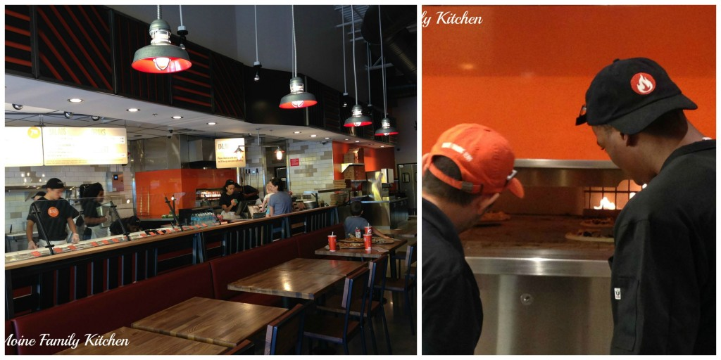 Blaze Pizza- Clark NJ Grand Opening | LeMoine Family Kitchen. From scratch dough, fresh ingredients, made just for you!