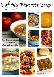8 Of My Favorite Soups | LeMoine Family Kitchen . Tis the season for delicious, comforting SOUPS! Here are some of my favorites.