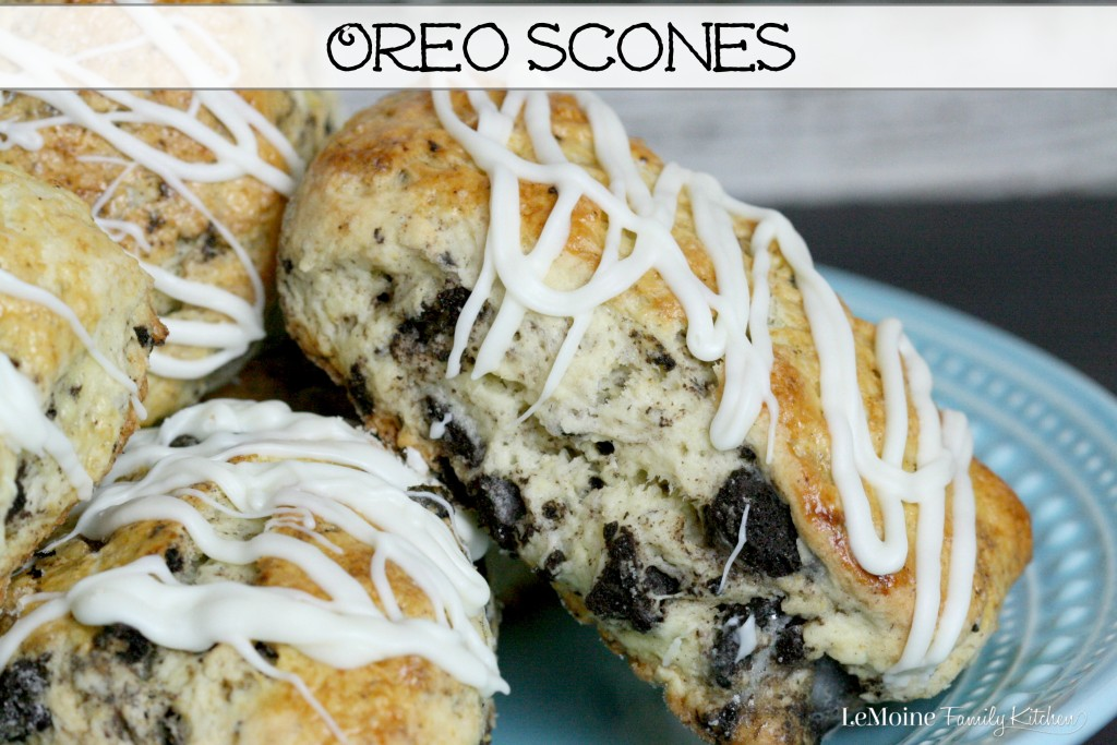 Oreo Scones | LeMoine Family Kitchen . Best Scones EVER!!!! Easy to ...