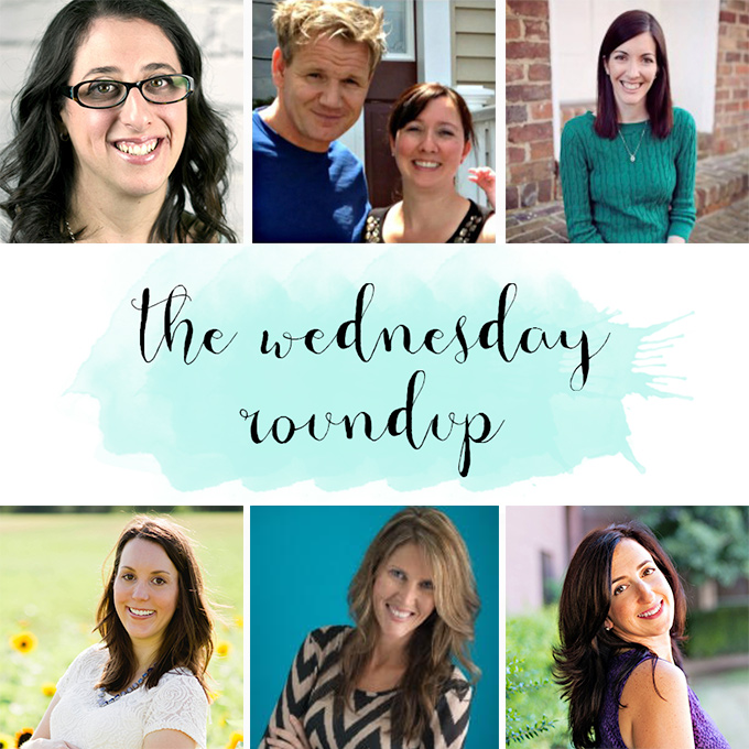 The Wednesday Roundup Link Party Hosts