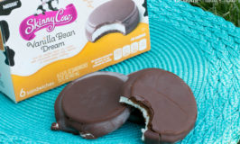Summer Indulgence :: Skinny Cow Chocolatey Dipped Ice Cream Sandwiches