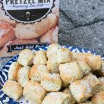 Rosemary Sea Salt Soft Pretzels PLUS a Giveaway