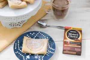 Coffee Cheesecake Danish