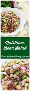 Nutritious Bean Salad