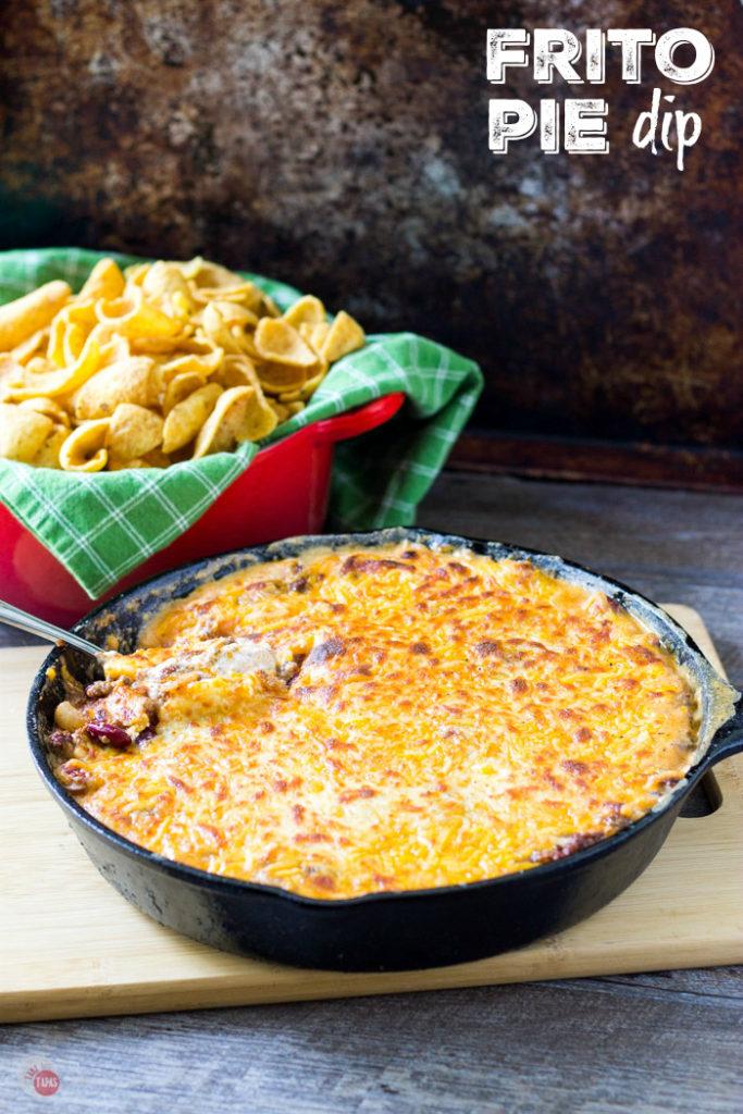 Frito Pie Dip