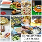 12 Perfect Game Time Snacks
