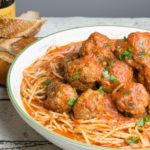 Classic Spaghetti & Meatballs