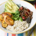 Cuban Rice & Beans Bowl