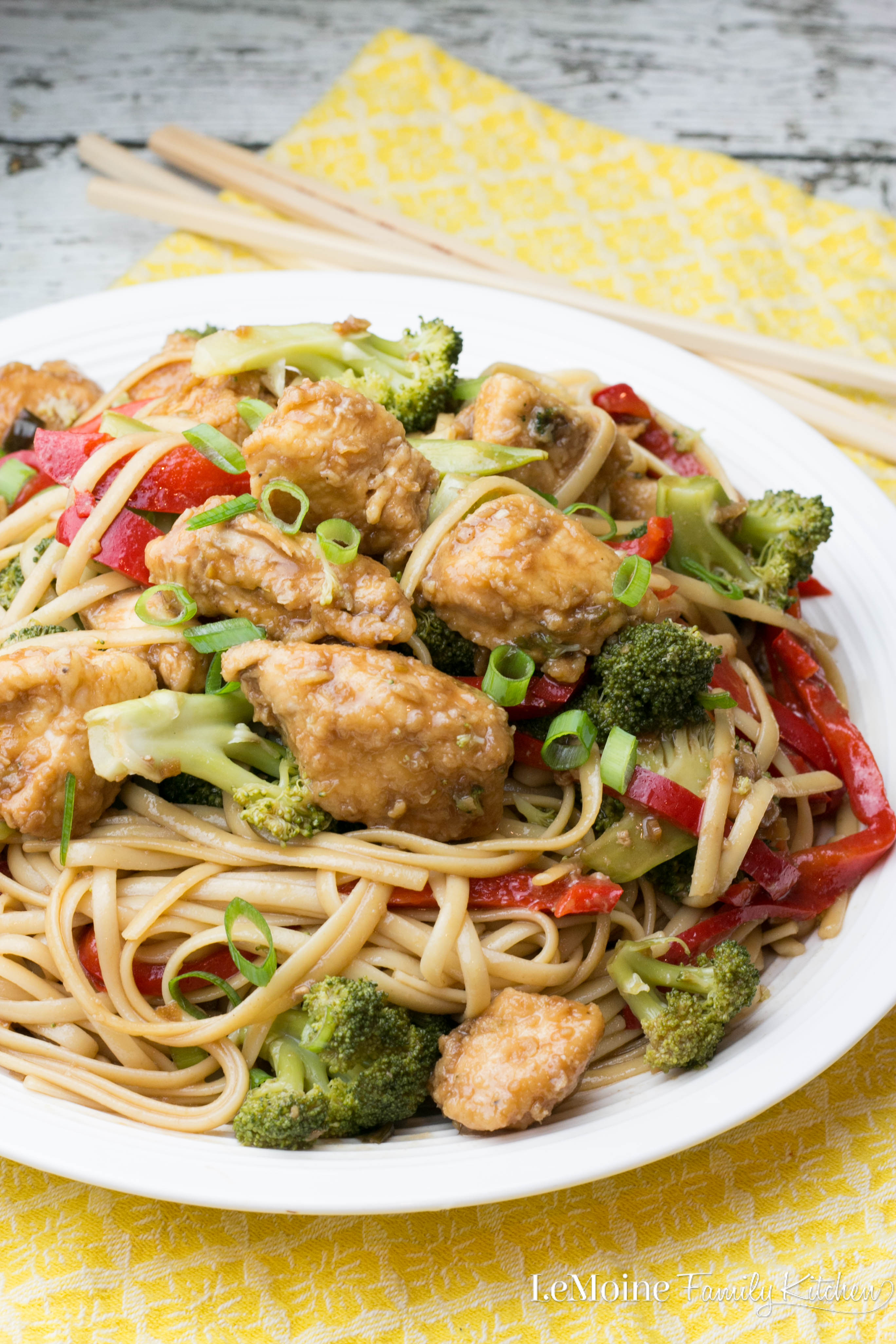 how to make delicious chicken stir fry