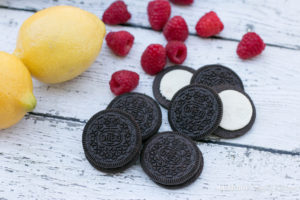 With My OREO® Creation, OREO® is inviting YOU to submit your own ideas for the next OREO flavor! You have a chance of winning $500,00!  So whats my OREO® creation you ask? Raspberry Lemonade OREO®! I've got summer fun on the brain and I love the idea of a contrast in flavors.  {ad} #MyOREOCreation #Contest #MyOREOWM