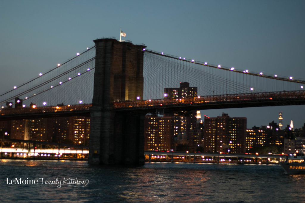 Incredible views, a great meal, a lovely cocktail and just a really great night with the NYC Skyline Dinner Cruise with Spirit of New Jersey. Having lived so close to NYC all my life I can easily say that this was the most amazing way to enjoy the famous skyline. #hosted