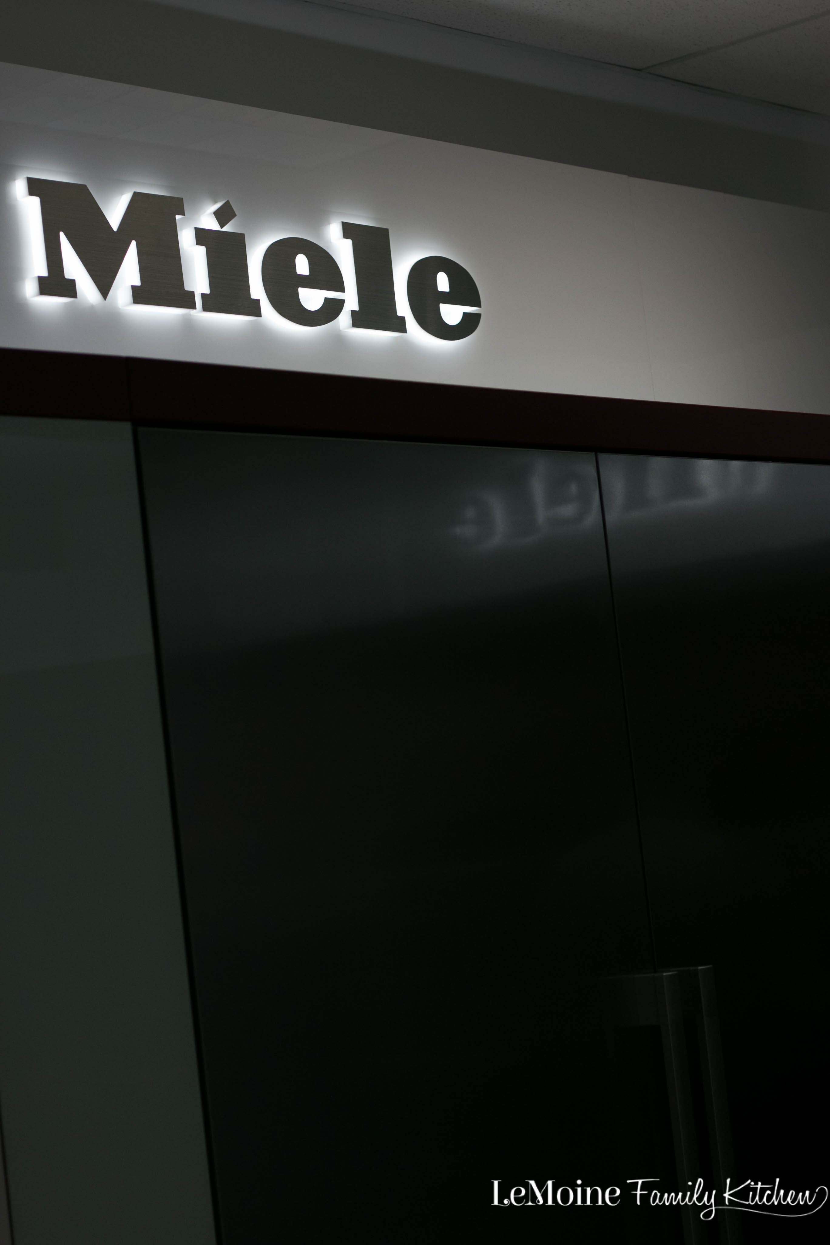 My Miele Dream Kitchen