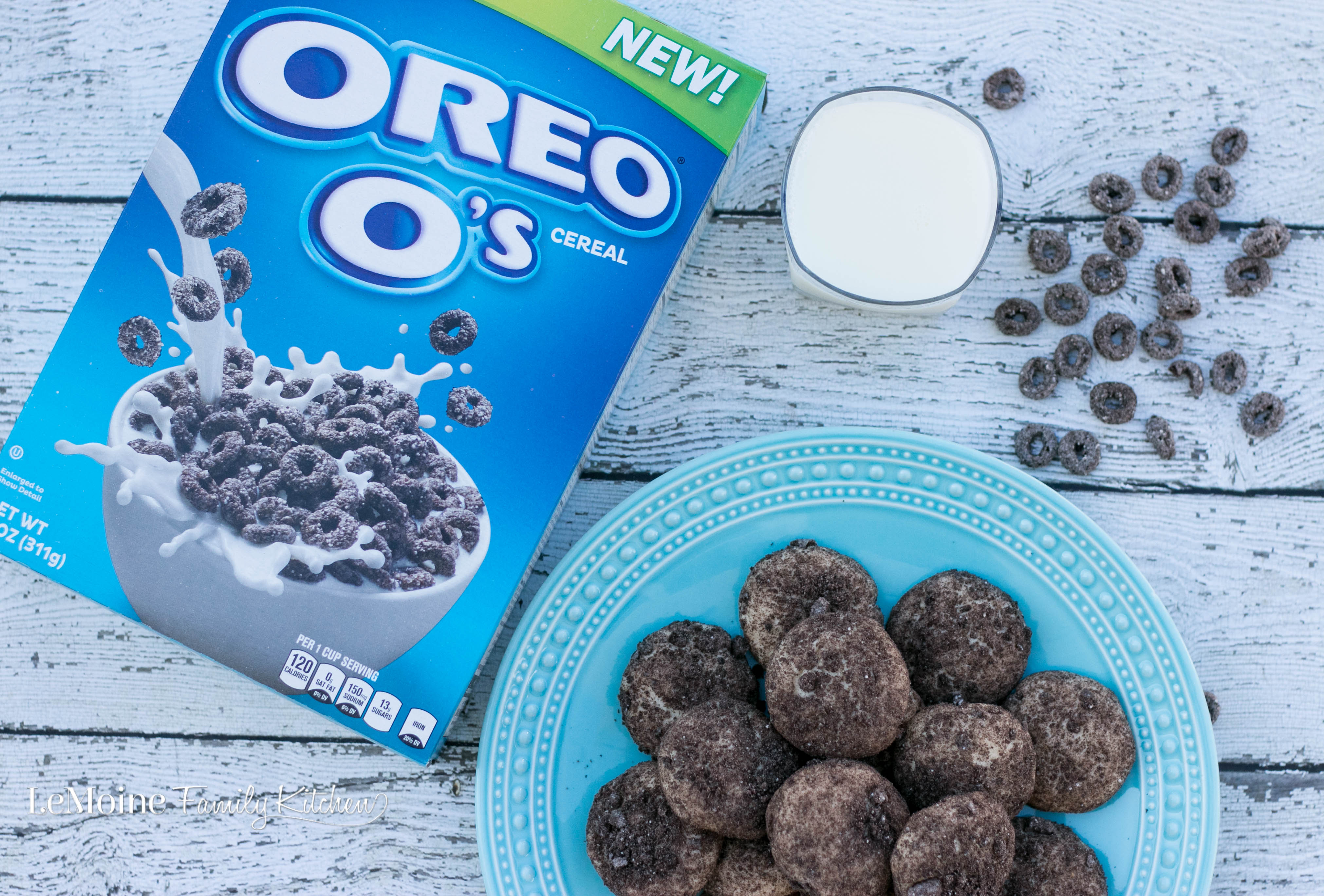 OREO® O's Sugar Cookies - LeMoine Family Kitchen