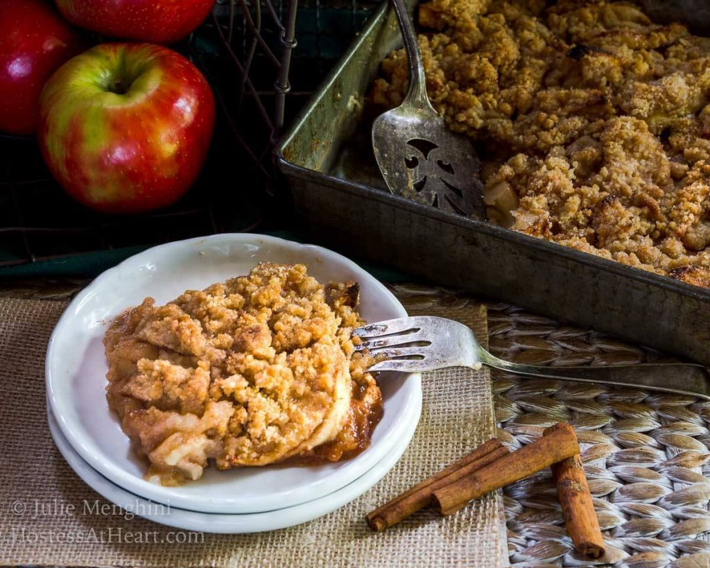 Hostess At Heart- Apple Crisp