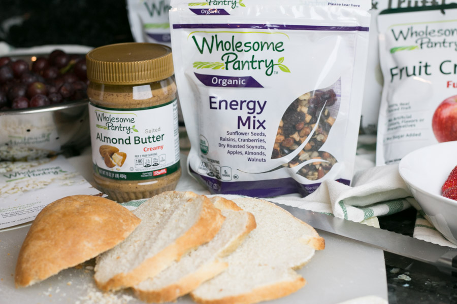 Mornings are hectic enough without having to worry about getting in a healthy and easy breakfast before running out the door. Today I'm sharingTwo Healthy Breakfast Toasts with Almond Butter that are delicious, filling and take just a few minutes to throw together.