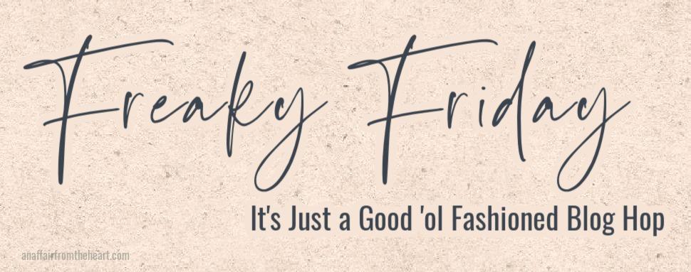 Freaky Friday Winter Blog Hop
