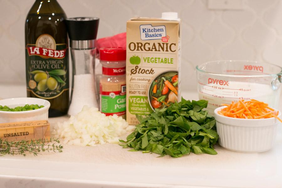 Creamy Vegetable & Gnocchi Soup